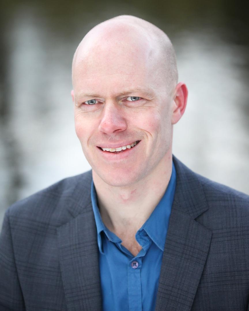 Kristian Helmer Jensen, kommunikationsrådgiver.